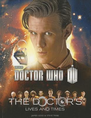 Cover for Doctor Who