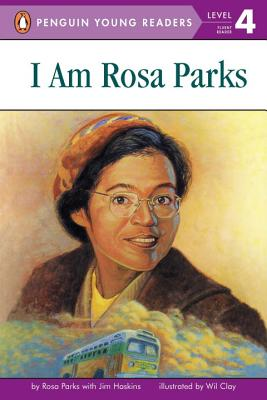 I Am Rosa Parks (Penguin Young Readers, Level 4) Cover Image
