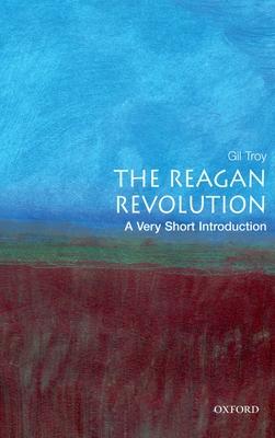 The Reagan Revolution Cover