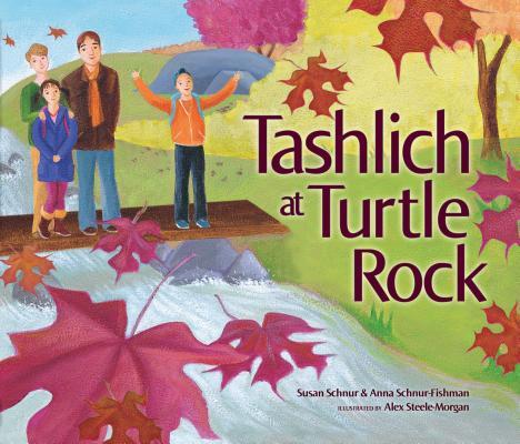 Tashlich at Turtle Rock Cover