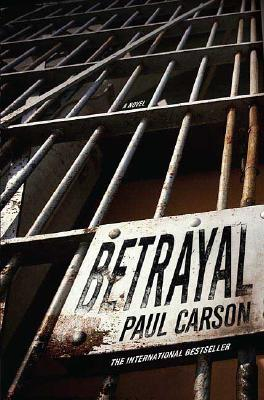 Cover for Betrayal