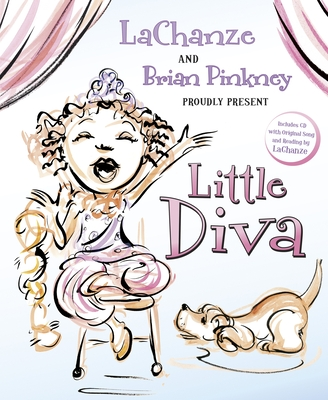 Little Diva [With CD (Audio)] Cover
