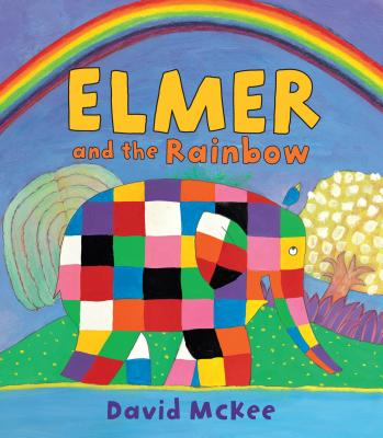 Elmer and the Rainbow Cover Image