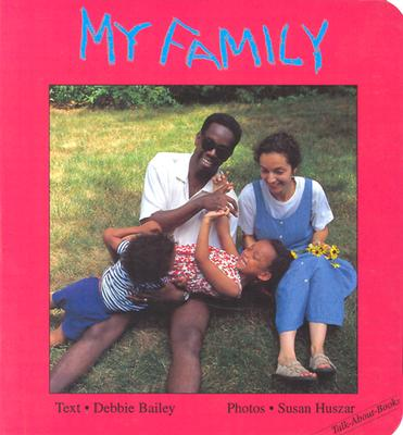My Family (Talk-About-Books #11) Cover Image