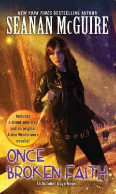 Once Broken Faith (October Daye #10) Cover Image