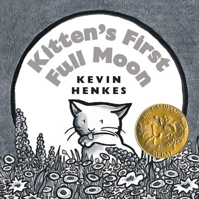 Kitten's First Full Moon Board Book Cover Image