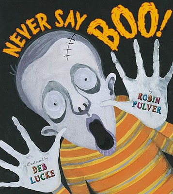Never Say Boo! Cover