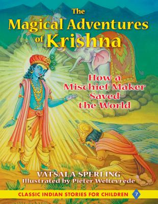 The Magical Adventures of Krishna Cover