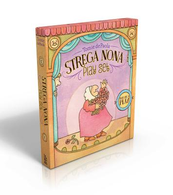 Strega Nona Play Set (A Strega Nona Book) Cover Image