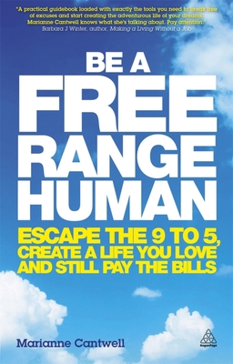 Be a Free Range Human Cover