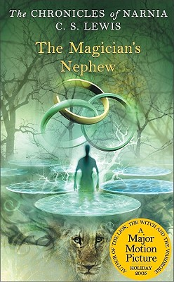 The Magician's Nephew (Chronicles of Narnia #1) Cover Image