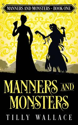 Manners and Monsters Cover Image
