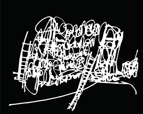 Renee Gladman & Fred Moten: One Long Black Sentence Cover Image