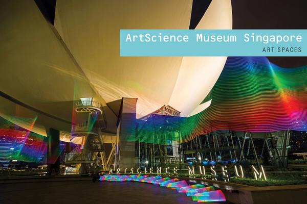 Artscience Museum Singapore: Art Spaces Cover Image
