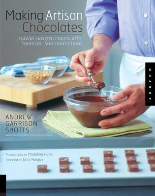 Making Artisan Chocolates Cover Image