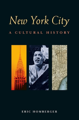 New York City: A Cultural History (Interlink Cultural Histories) cover