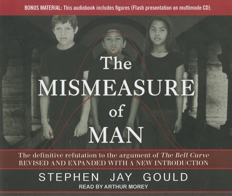 The Mismeasure of Man Cover Image