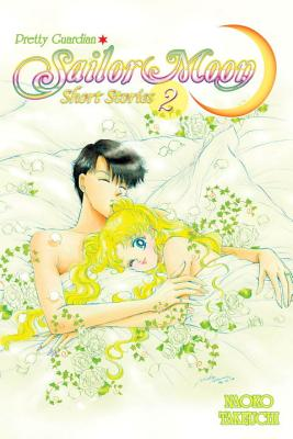 Pretty Guardian Sailor Moon Short Stories, Volume 2 Cover