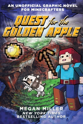 Quest for the Golden Apple: An Unofficial Graphic Novel for Minecrafters Cover Image