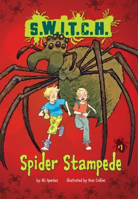 Spider Stampede Cover