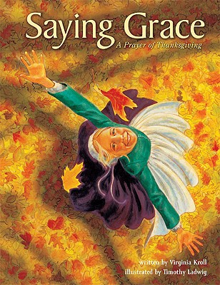 Saying Grace Cover