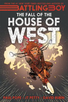 The Fall of the House of West (Battling Boy #2) Cover Image