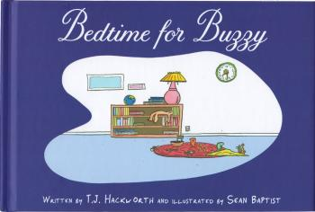 Bedtime for Buzzy Cover