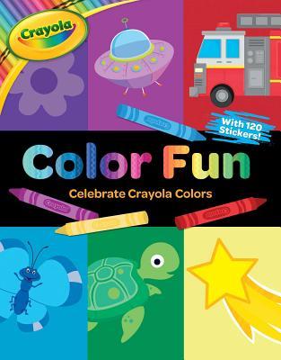 Crayola Color Fun (Crayola/BuzzPop) Cover Image