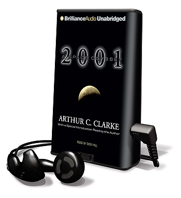 2001: A Space Odyssey [With Headphones] (Playaway Adult Fiction) Cover Image