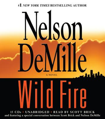 Cover for Wild Fire (A John Corey Novel #4)