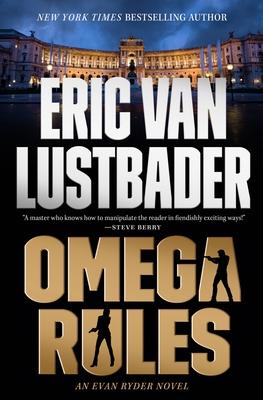 Omega Rules: An Evan Ryder Novel Cover Image
