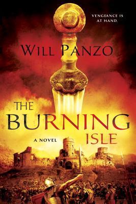 The Burning Isle Cover Image
