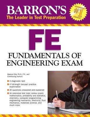 Cover for FE Exam