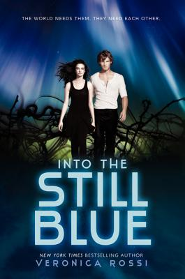 Into the Still Blue (Under the Never Sky Trilogy #3) Cover Image