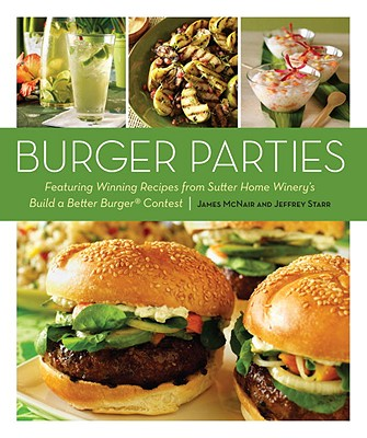 Burger Parties Cover