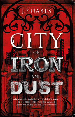 Cover for City of Iron and Dust