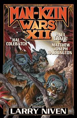 Man-Kzin Wars XII Cover Image