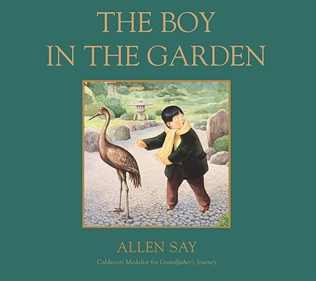 The Boy in the Garden Cover