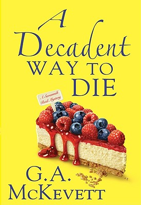 A Decadent Way to Die Cover