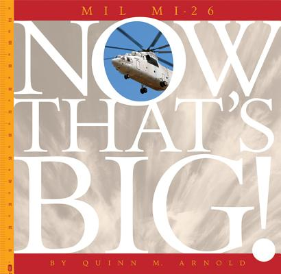 Mil Mi-26 (Now That's Big) Cover Image