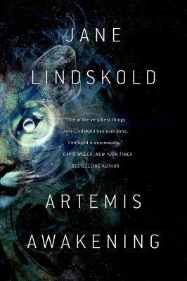 Cover for Artemis Awakening (Artemis Awakening Series #1)