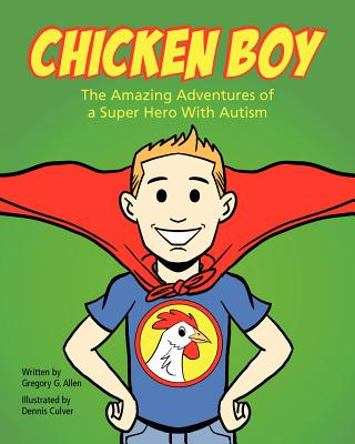 Chicken Boy Cover