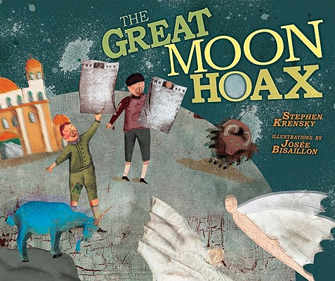 The Great Moon Hoax Cover