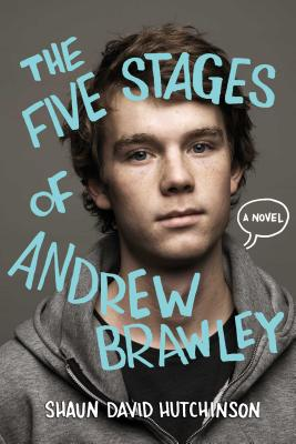 The Five Stages of Andrew Brawley Cover