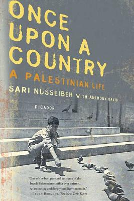 Once Upon a Country: A Palestinian Life Cover Image