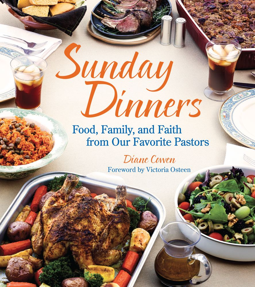 Sunday Dinners Cover
