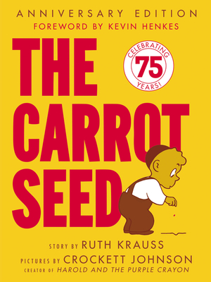 The Carrot Seed Cover Image
