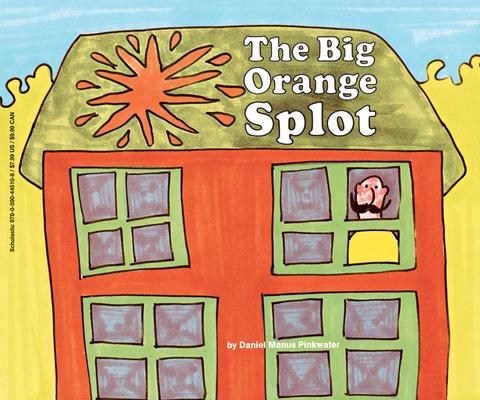 The Big Orange Splot Cover