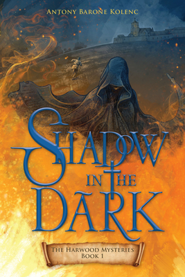 Shadow in the Dark (The Harwood Mysteries #1) Cover Image