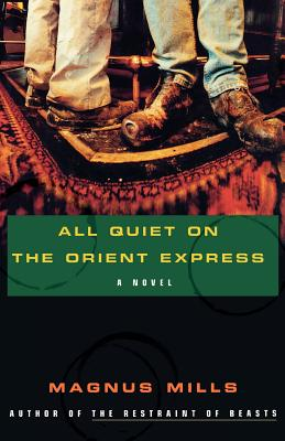 All Quiet on the Orient Express Cover Image